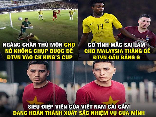 """Cầu thủ Thái Lan làm """"siêu điệp viên"""" cho đội tuyển Việt Nam"""