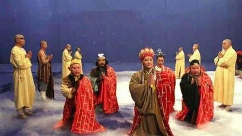 Đấu chiến thắng Phật Tôn Ngộ Không thuộc cấp bậc nào trong Phật Giới