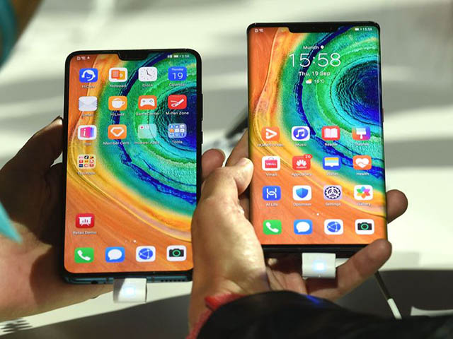 Huawei Mate 30 Pro đến châu Âu với ưu đãi siêu hấp dẫn