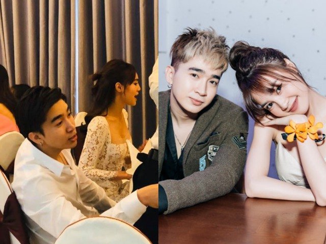 """Ninh Dương Lan Ngọc với """"bạn trai tin đồn"""" đi ăn tiệc cưới cùng nhau"""