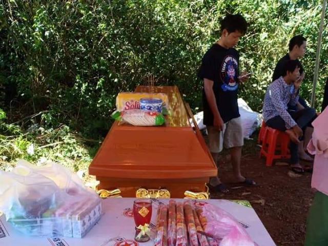 Chồng giết vợ đang mang thai rồi dìm xuống nước phi tang