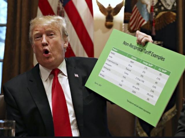 Người Mỹ, không phải Trung Quốc gánh đòn thuế của ông Trump