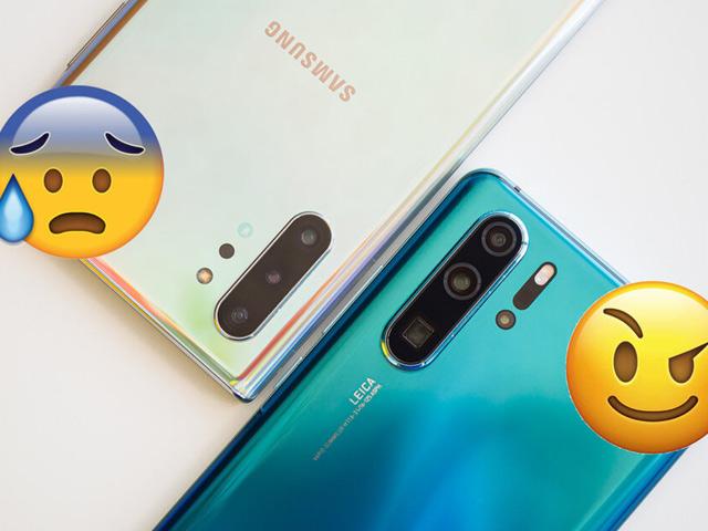 """Bất chấp lệnh cấm, Huawei vẫn ôm mộng """"soán ngôi"""" Samsung"""
