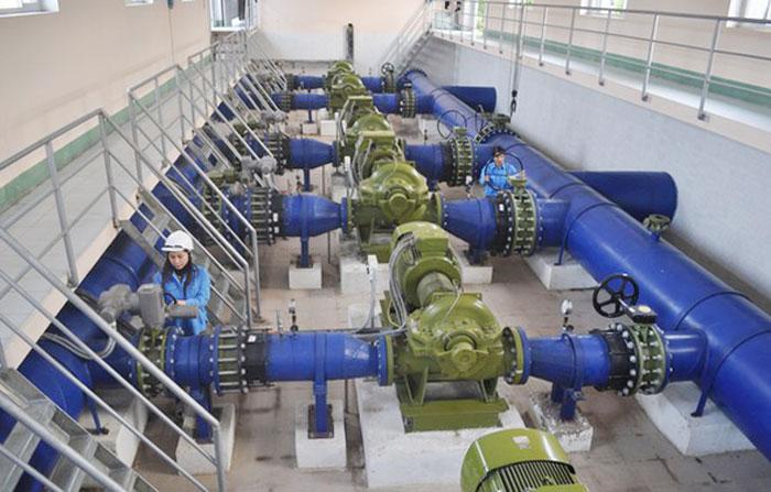 Người tiêu dùng, hộ dân tại huyện Hưng Nguyên cần nước sạch đảm bảo sức khỏe - Ảnh 2.