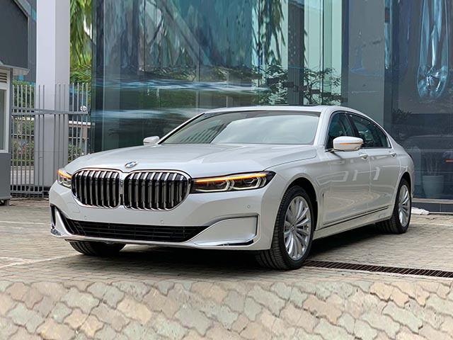 BMW Series 7 LCI về Việt Nam, chiếc sedan hạng sang đối trọng của Mercedes-Benz S-Class, Lexus