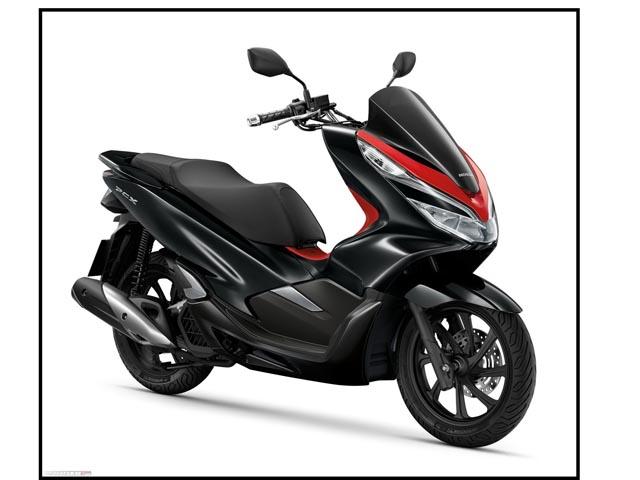 Ngắm Honda PCX 150 mới ra mắt, đậm chất nam tính