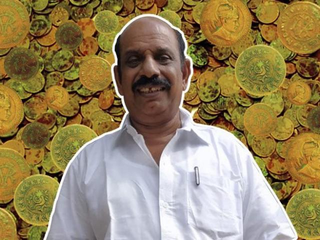 Ấn Độ: Trúng số lấy tiền mua đất, đào đất lên vớ được kho báu