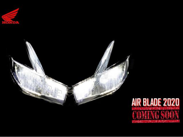 Honda Air Blade 2020: Lột xác để khẳng định vị thế