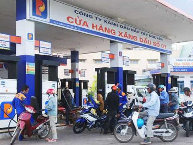 Đầu tuần, giá xăng dầu giảm nhẹ
