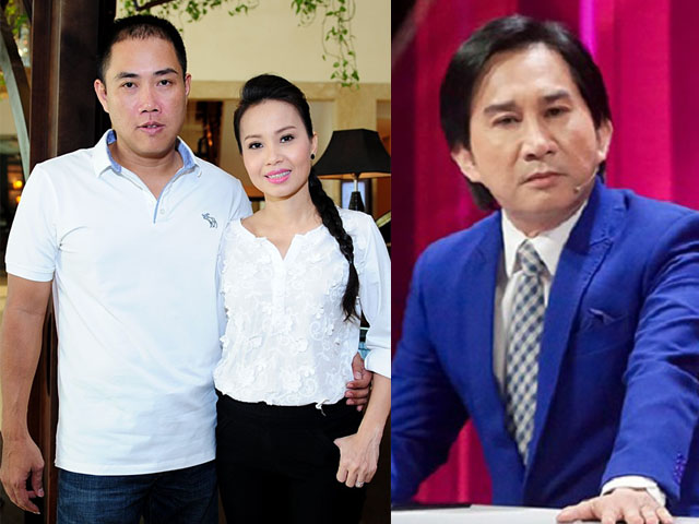 """Chồng Cẩm Ly tiết lộ điều bất ngờ về """"ông hoàng cải lương"""" Kim Tử Long"""