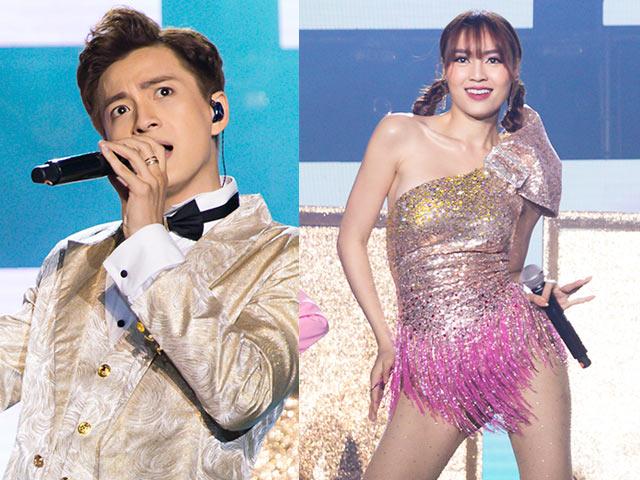 Ninh Dương Lan Ngọc song ca tình tứ với Ngô Kiến Huy khiến fan phát sốt