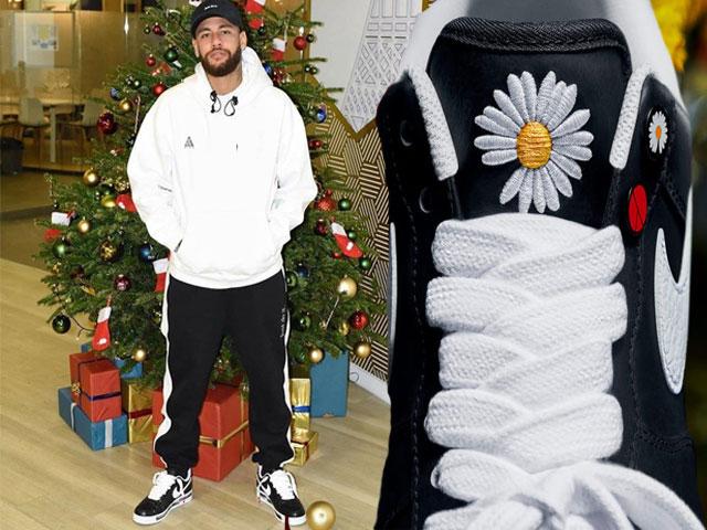 """Đôi giày Neymar """"đụng hàng"""" với Hoàng Thùy Linh có gì khiến cả thế giới phát cuồng?"""