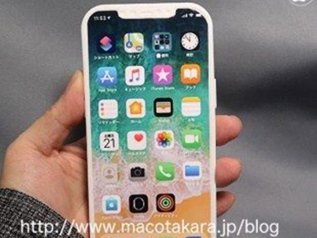 Thiết kế vỏ của iPhone 12 bất ngờ xuất hiện trên web?