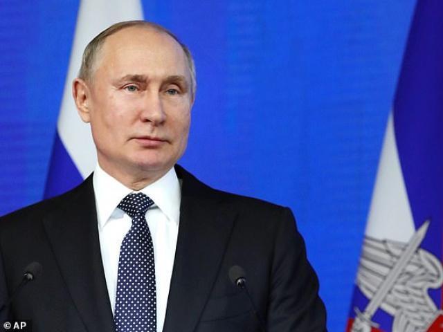 Cảnh báo đáng sợ của ông Putin sau khi công bố siêu vũ khí mới