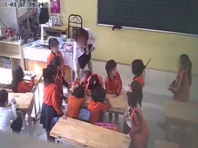 Sở GD-ĐT Hà Nội vào cuộc xác minh vụ 17 phụ huynh tố cô giáo bạo hành trẻ