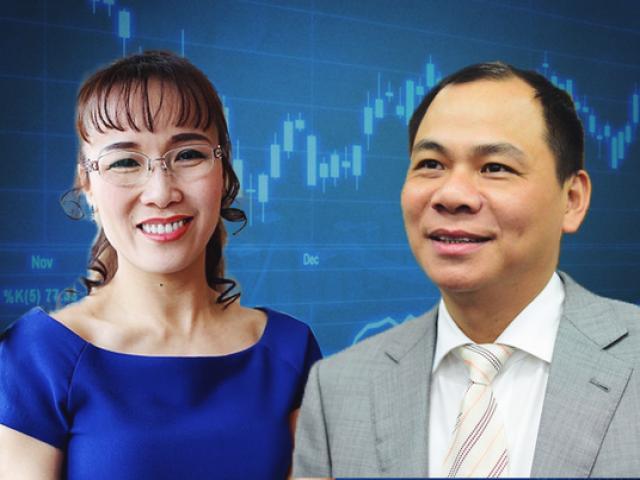 Kết thúc năm 2019, đại gia nào giàu nhất Việt Nam?