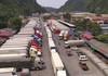 Bộ NNPTNT chỉ đạo khắc phục tình trạng ùn ứ nông sản ở cửa khẩu Tân Thanh