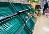 Kệ hàng siêu thị trống rỗng, cá thối rữa không kịp xuất khẩu: Anh trả giá đắt hậu Brexit
