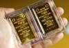 Giá vàng hôm nay 21/4: Vàng trong nước mất mốc 56 triệu đồng/lượng