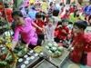 Trẻ em Hà Nội gói 500 chiếc bánh chưng chào đón Tết Tân Sửu 2021
