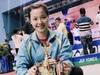 Cầu lông Việt Nam có một cô gái xinh đẹp và tài năng thế này