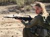 Vẻ đẹp mê mẩn cánh mày râu của nữ binh sĩ trong quân đội Israel