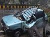 Dịch Covid-19 còn chưa qua, siêu bão mạnh nhất 20 năm tấn công Ấn Độ khiến nhiều khu vực tan hoang