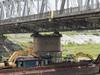 Cầu Đuống sửa chữa, tàu thuyền sẽ phải di chuyển như thế nào?