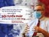 Đại sứ đặc mệnh toàn quyền Cộng hòa Pháp tại Việt Nam: Đội tuyển Pháp sẽ nỗ lực hết mình để chiến thắng