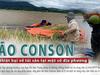 Bão Conson gây thiệt hại về tài sản tại một số địa phương