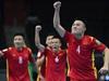 Hình ảnh tuyển futsal Việt Nam cầm hòa đội bóng hạng 16 thế giới, giành vé vào vòng 1/8