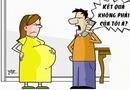 Truyện cười Cá tháng Tư: Vợ ăn tát vì bác sĩ lỡ lời