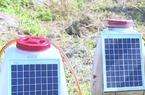 An Giang: Nông dân chế tạo ra máy phun thuốc trừ sâu bằng năng lượng mặt trời
