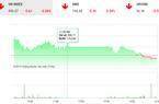 Thị trường chứng khoán hôm nay 29/10: SAB, VHM không đủ sức đưa VnIndex về 1.000 điểm