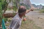 Mỏ đá của Công an tỉnh Quảng Ninh ngang nhiên nổ mìn sát nhà dân