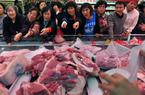 Trung Quốc: Lạm phát cao kỉ lục do giá lợn tăng hơn 100%
