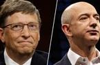Bill Gates quay lại vị trí người giàu nhất thế giới