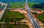 """Cao tốc Bắc – Nam phía Đông chậm tiến độ, đội vốn """"khủng""""?"""