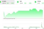"""Chứng khoán ngày 4/11: Dòng bank thay """"cổ phiếu họ Vin"""" đưa VnIndex vượt mốc 1.020 điểm"""