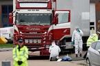 39 người chết trong container ở Anh đều là công dân Việt