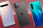 Đại gia đình Android không thể đấu nổi Apple trên thị trường smartphone cao cấp
