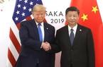 """Chủ tịch Tập Cận Bình điện đàm với Tổng thống Donald Trump, muốn ký thỏa thuận """"càng sớm càng tốt"""""""