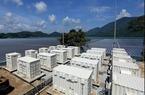 Nhà máy điện Mặt Trời đầu tiên trên mặt hồ phát điện