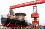Công nghiệp tàu thủy Dung Quất lỗ càng thêm lỗ, âm vốn chủ sở hữu 1.259 tỷ đồng