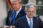 Dow Jones lao dốc hơn 330 điểm sau khi FED tuyên bố cắt giảm lãi suất