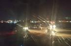 Gặp sự cố kỹ thuật máy bay Hàn Quốc hạ cánh khẩn cấp xuống sân bay Tân Sơn Nhất