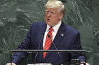 Trump lại chỉ trích Bắc Kinh gian lận thương mại và đổ lỗi nhiều hơn cho các đời Tổng thống Mỹ
