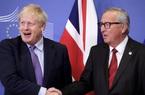 Anh và EU: Chỉ một số điều khoản thỏa thuận được tiến hành trong năm 2020