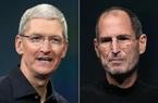 Mức lương chênh lệch khủng giữa CEO Apple Tim Cook và cựu CEO huyền thoại Steve Jobs