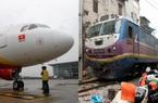 Đường sắt lép vế trước sự cạnh tranh của hàng không giá rẻ